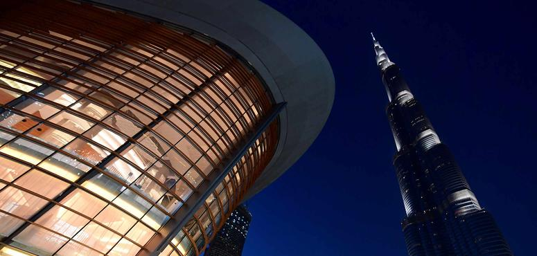 High note: Dubai Opera's Jasper Hope