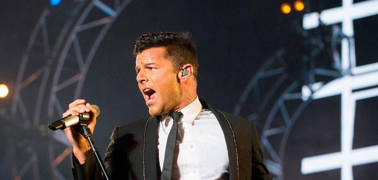 Ricky Martin to headline Friday of Dubai Jazz Festival