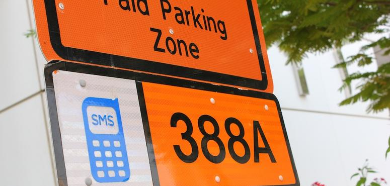 RTA simplifies services for SMS payment of parking fees