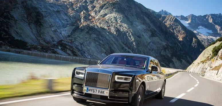 Video: How to drive a $500,000 Rolls-Royce Phantom