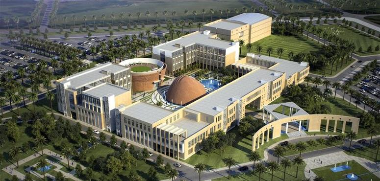 Construction starts on new $136m Dubai university campus