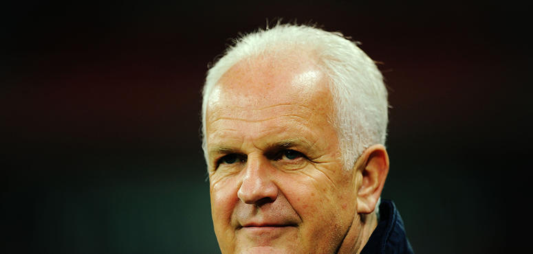 Former Oman coach Stange signs up for Syria