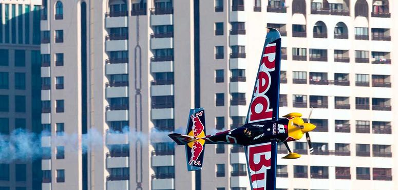 Video: Red Bull G-Flight experience - world's most extreme airplane ride