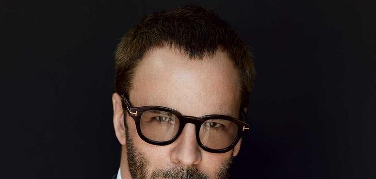 Tom Ford's eyewear collection is now eleven years young