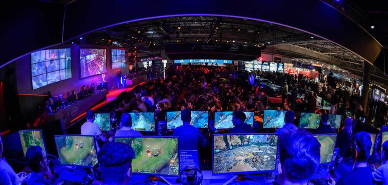 Gaming lovers square off in Riyadh eSports tournament