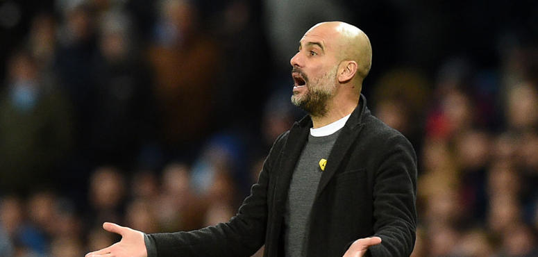 Guardiola grateful for patience shown by Abu Dhabi owners