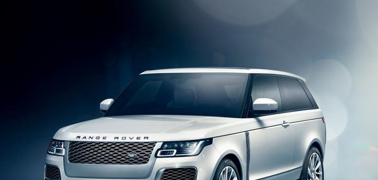 Strong Middle East interest in Range Rover's new supercharged coupe