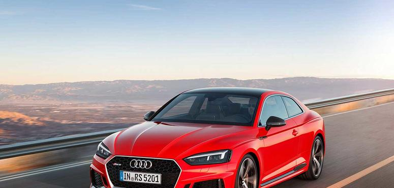 Audi RS5 review: super car to enjoy everyday driving