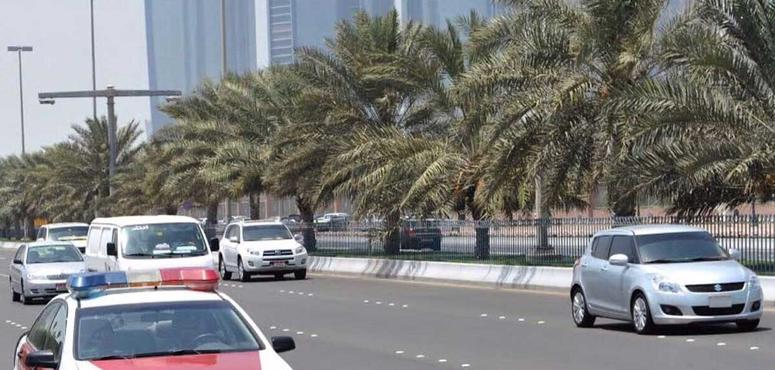 UAE motorists warned about obeying school bus signs