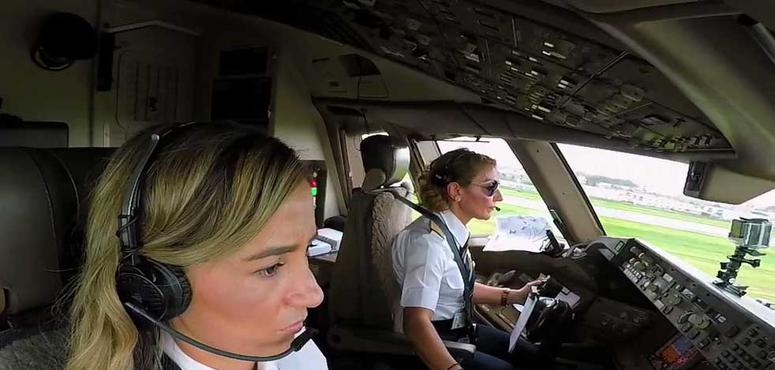 Emirates, Aeroflot named as having biggest pilot gender gap