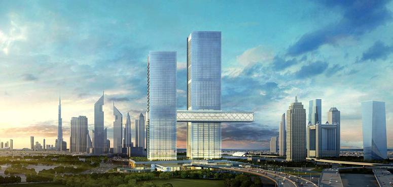 Video: Ithra Dubai's One Za'abel project and update on 'The Link'