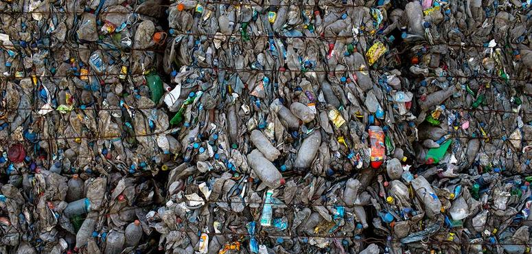 Video: Plastic-eating enzyme could fight pollution