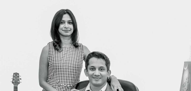 Entrepreneur of the Week: Hakim and Tasneem Boriawala
