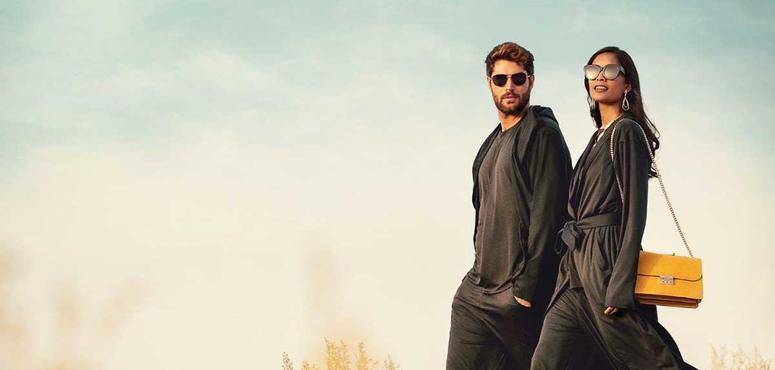Etihad teams up with Emirati fashion brand on First Class loungewear