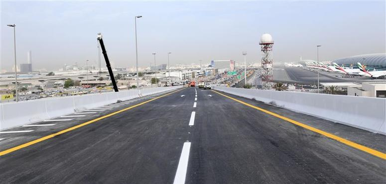 RTA says to open new bridges as part of DXB access project