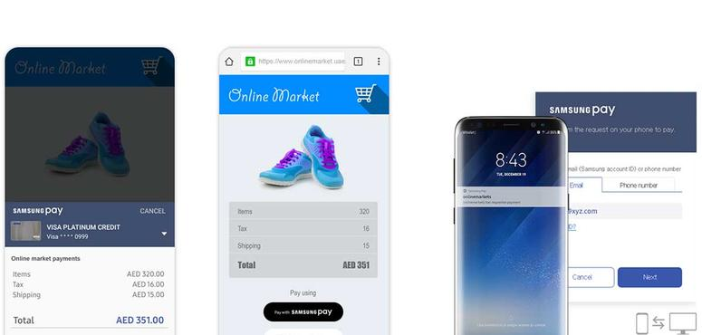 Samsung Pay launches UAE online payments option