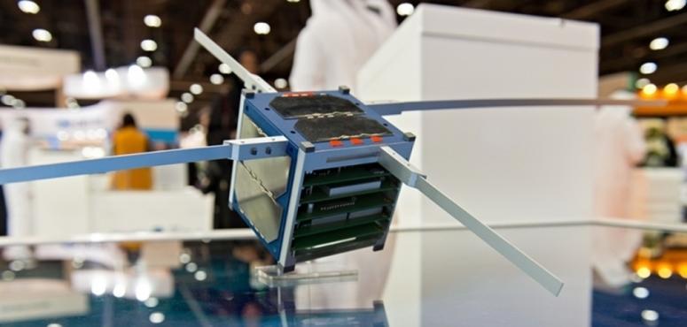 UAE Space Agency reviews design of MeznSat 3U CubeSat satellite
