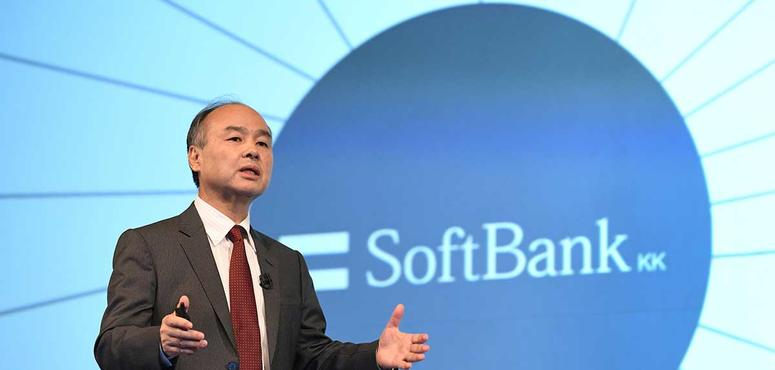 SoftBank appoints Abu Dhabi-based exec as senior vice president in bid to stem losses