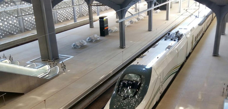 New Saudi high-speed train service set to launch on Sept 24