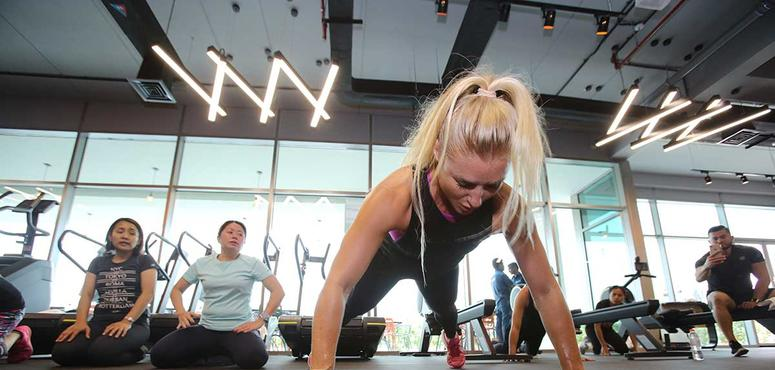 """Most Dubai residents """"not prepared"""" to pay for high gym memberships"""
