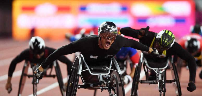 Dubai chosen to host 2019 World Para Athletics Championships
