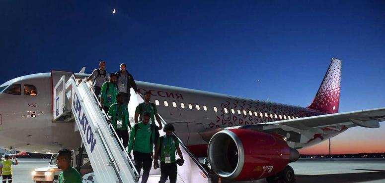 Russia apologises for Saudi World Cup aircraft incident