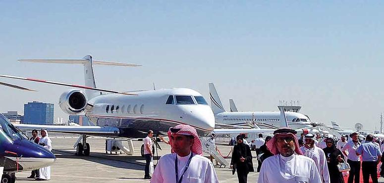 Riyadh to host first Saudi Airshow in March 2019