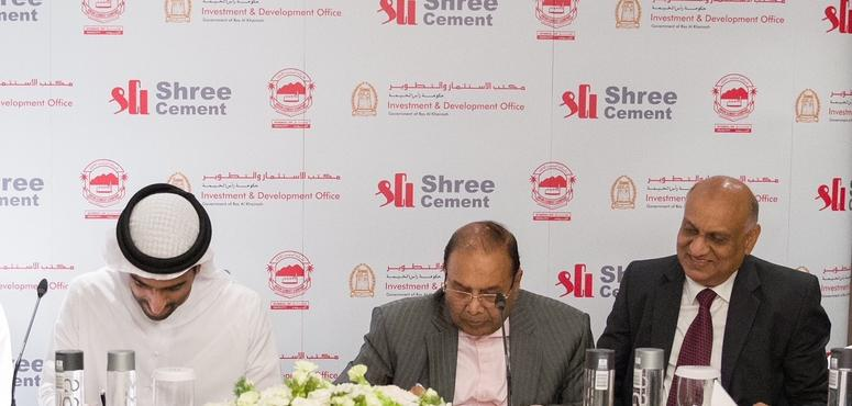 Ras Al Khaimah attracts Indian cement giant with acquisition deal