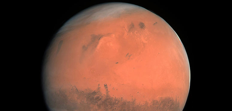Video: Lake of liquid water detected beneath surface of Mars