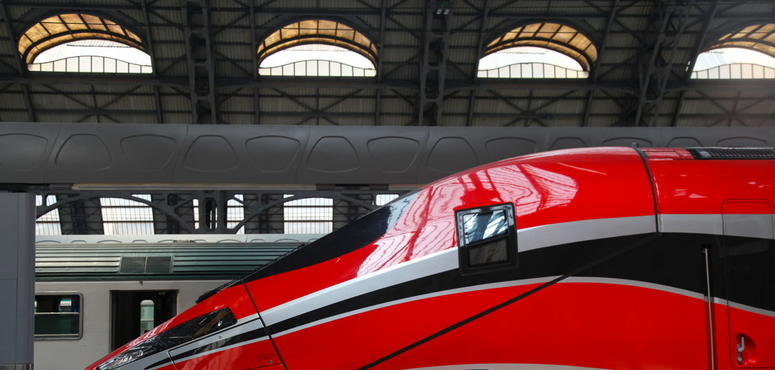 Emirates signs codeshare deal with Italy's national rail firm