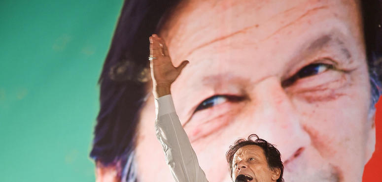 Video: Can Imran Khan put Pakistan on a new path?