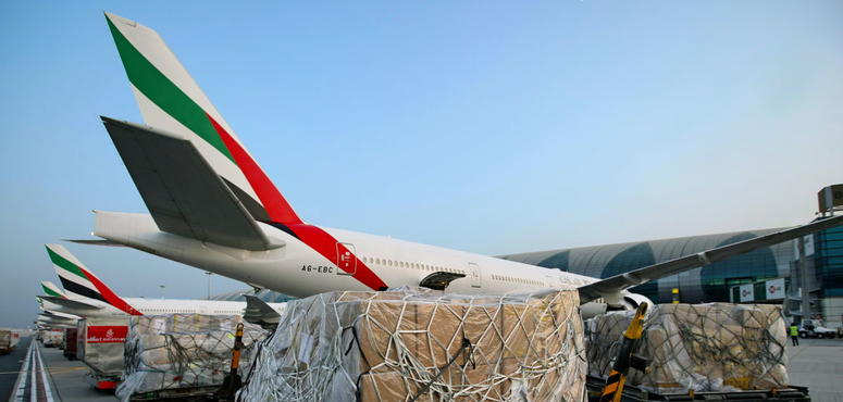 Middle East air cargo volumes slump 6.2% in April