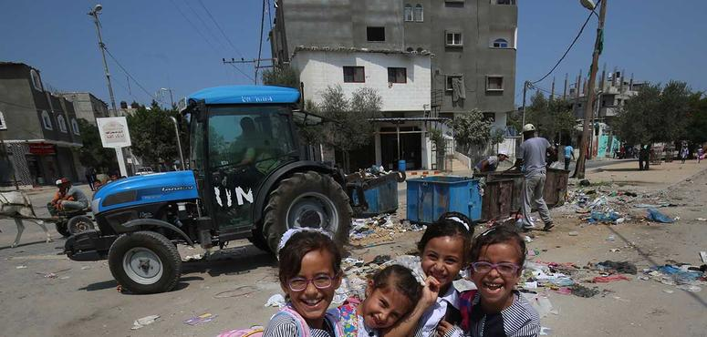 Gallery: US aid cut to UN Palestinian refugee agency