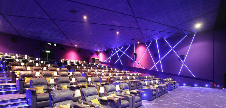 India's largest cinema chain operator looks to Saudi Arabia, UAE for growth