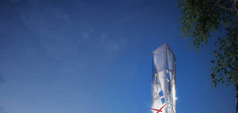 Architect unveils $190,000 'Dubai Clock'