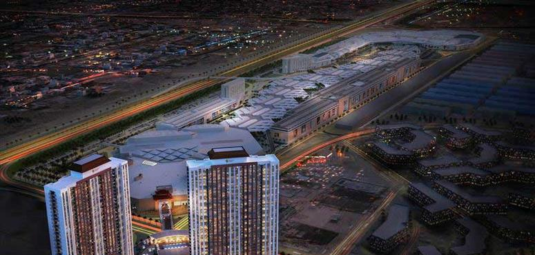 Nakheel signs deal to build residential twin towers at Dubai's Dragon City