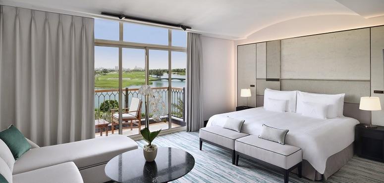 Dubai hotel room rates fall, despite rise in occupancy