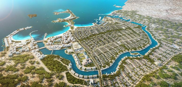 Imkan's riviera development is 'not just for the rich', says CEO