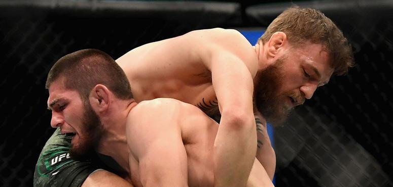 Conor McGregor will 'probably' show up at Khabib Nurmagomedov's Abu Dhabi bout