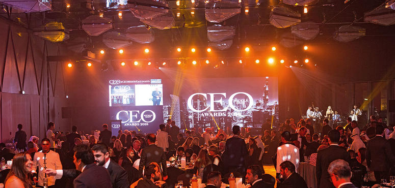 CEO Middle East Awards set to take place in Dubai
