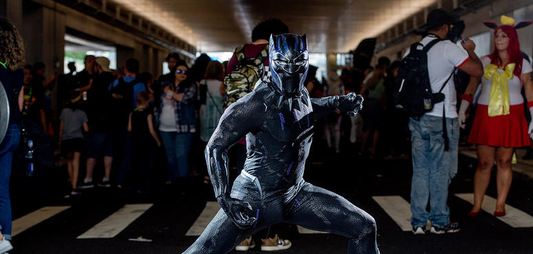 In pictures: Awesome cosplay from New York Comic Con 2018