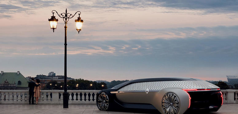 Gallery: Renault's new automated self-driving concept car 'EZ-Ultimo'