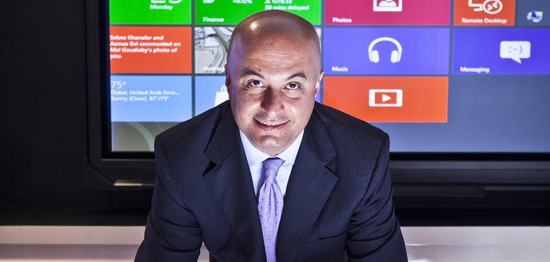 Microsoft tech ecosystem to create 1m jobs in MENA by 2022, says MidEast exec