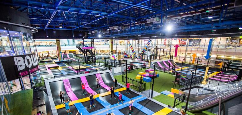 World's first female-only trampoline park to open in Saudi Arabia