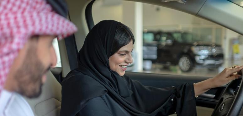 Female drivers help boost car sales in Saudi Arabia