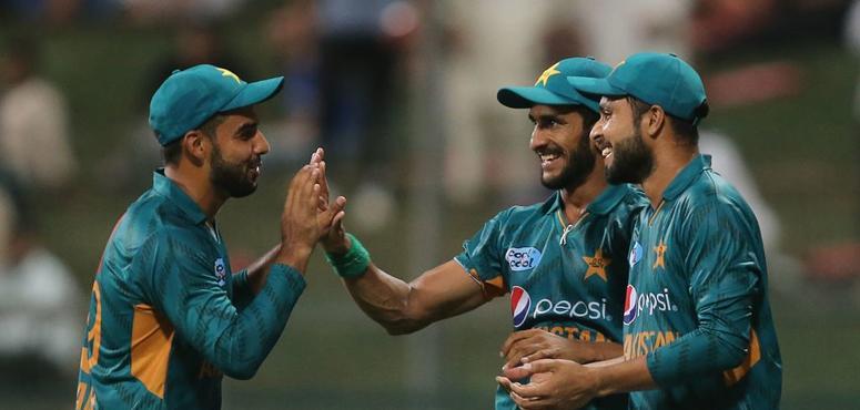 Pakistan beat Australia in Dubai T20 to win series