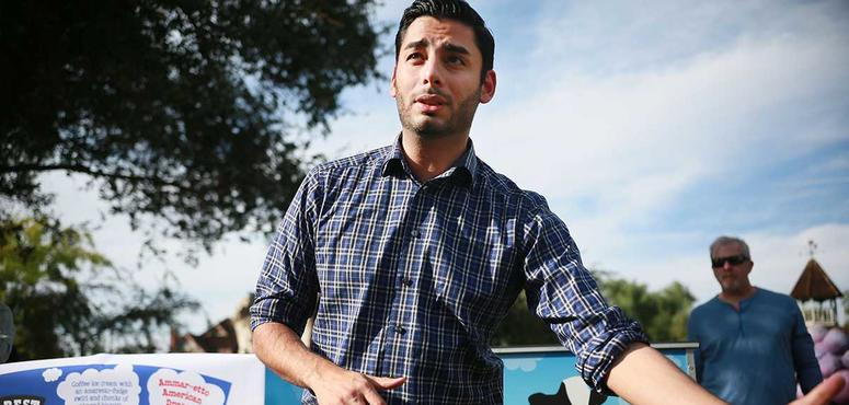 Mexican-Palestinian facing tough battle in election race for US Congress