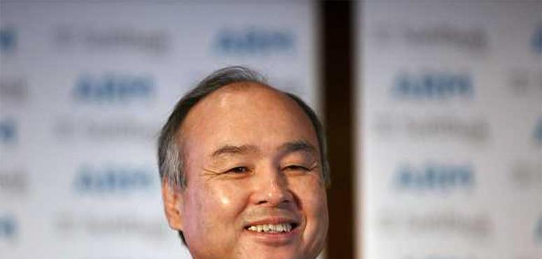 SoftBank Group nine-month net profit soars more than 50%