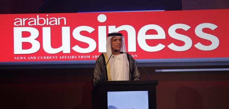 Ruler of Ras Al Khaimah honoured at Arabian Business Achievement Awards