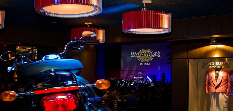 Second Hard Rock Cafe opens in Dubai